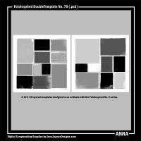FotoInspired DoubleTemplate No. 70